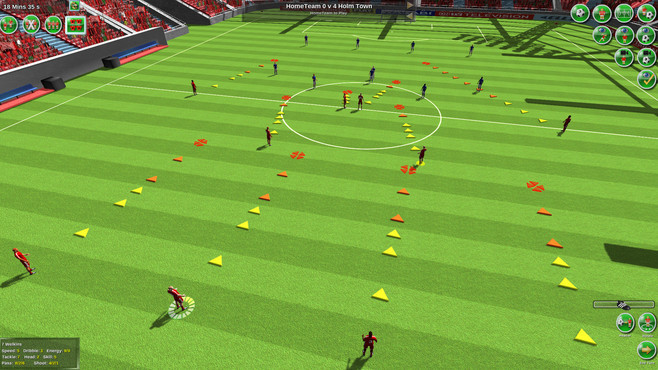 Tactical Soccer The New Season Screenshot 1