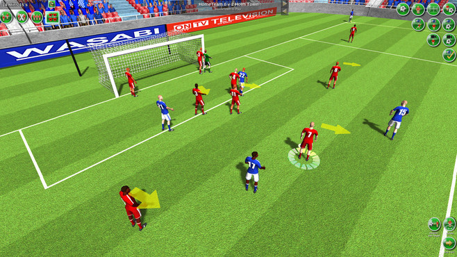 Tactical Soccer The New Season Screenshot 3