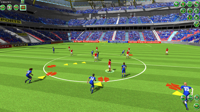 Tactical Soccer The New Season Screenshot 4