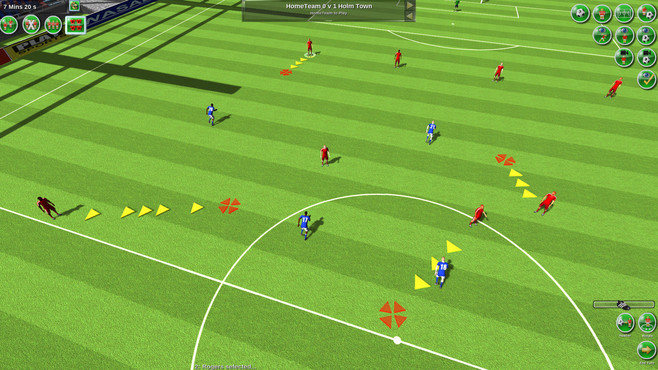 Tactical Soccer The New Season Screenshot 5
