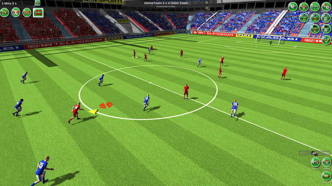 Tactical Soccer The New Season Screenshot 9