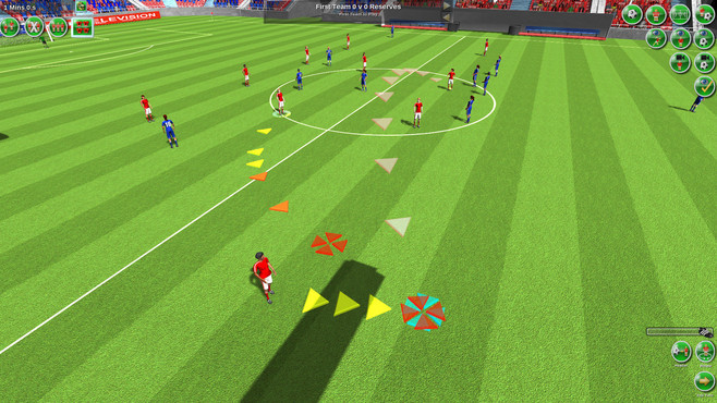 Tactical Soccer The New Season Screenshot 11