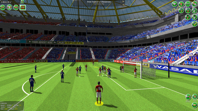 Tactical Soccer The New Season Screenshot 13