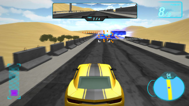 Takedown : Rush Your Adrenaline Screenshot 2