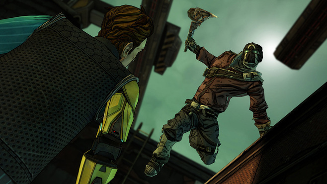 Tales from the Borderlands Screenshot 9