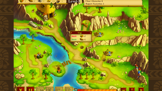 Tales of Inca Screenshot 12