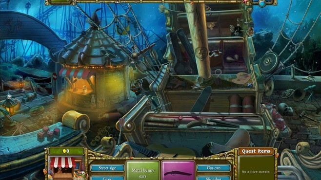 Tales of Lagoona 2: Peril at Poseidon Park Screenshot 1