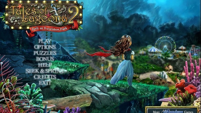 Tales of Lagoona 2: Peril at Poseidon Park Screenshot 9