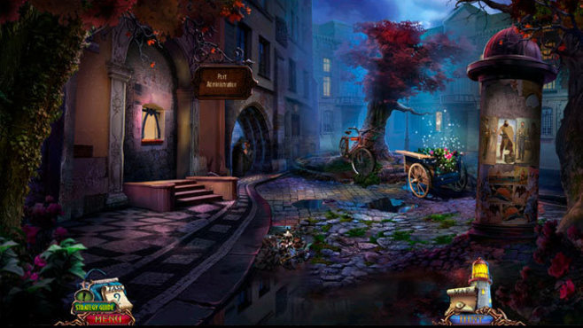 Tales of Terror: The Fog of Madness Collector's Edition Screenshot 1