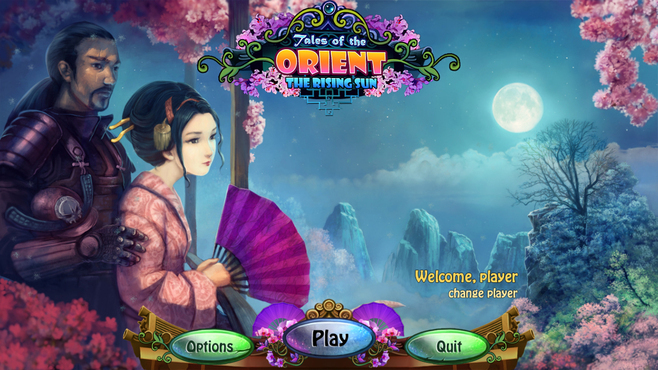 Tales of the Orient: The Rising Sun Screenshot 1