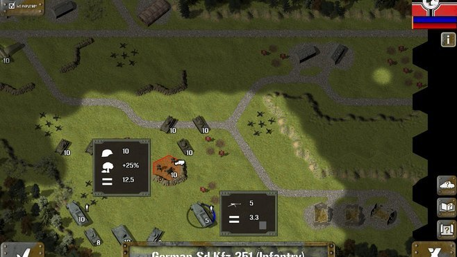 Tank Battle: Blitzkrieg Screenshot 4