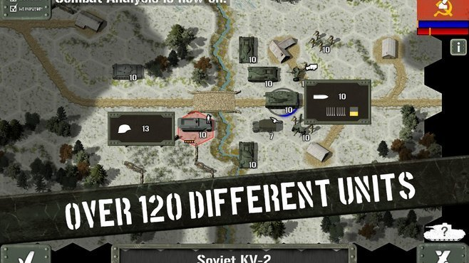 Tank Battle: East Front Screenshot 4