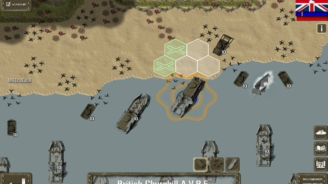 Tank Battle: Normandy Screenshot 2