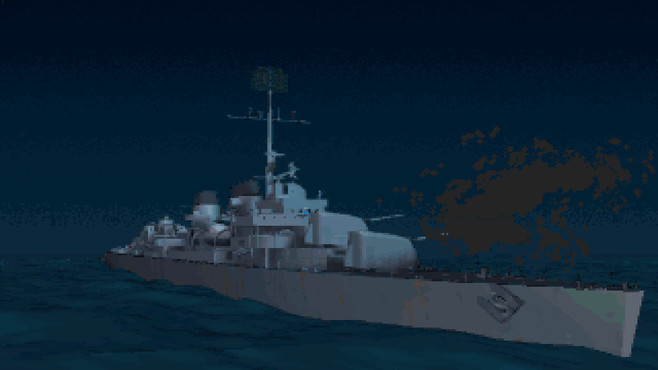 Task Force 1942: Surface Naval Action in the South Pacific Screenshot 1