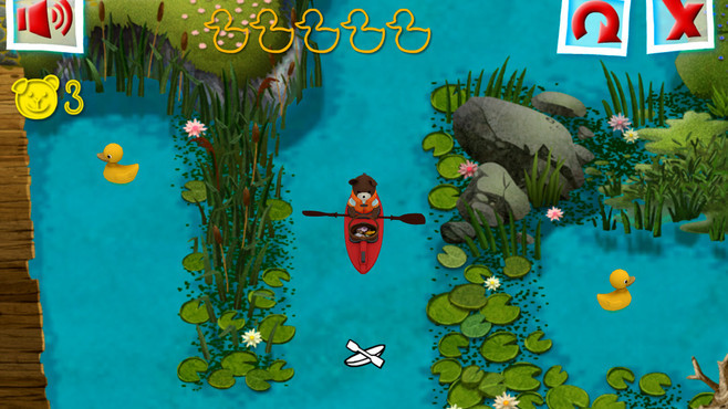 Teddy Floppy Ear - Kayaking Screenshot 1