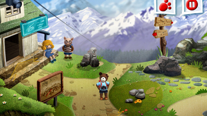 Teddy Floppy Ear: Mountain Adventure Screenshot 2
