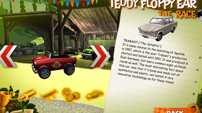 Teddy Floppy Ear: The Race Screenshot 3