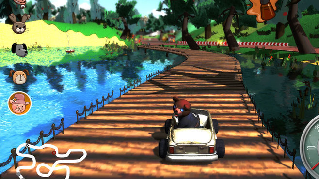 Teddy Floppy Ear: The Race Screenshot 4