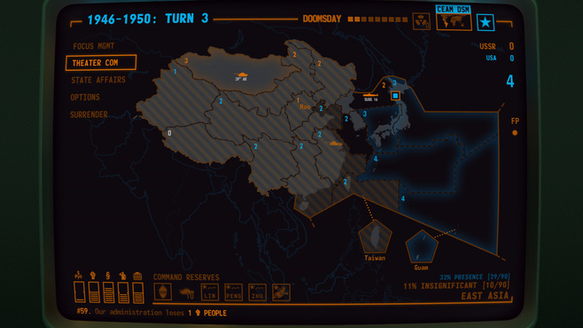 Terminal Conflict Screenshot 1