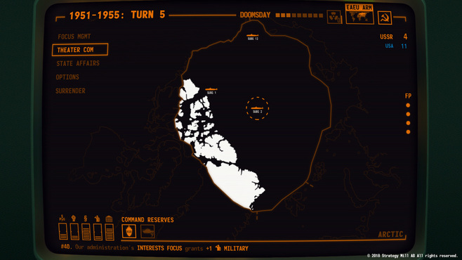 Terminal Conflict Screenshot 8