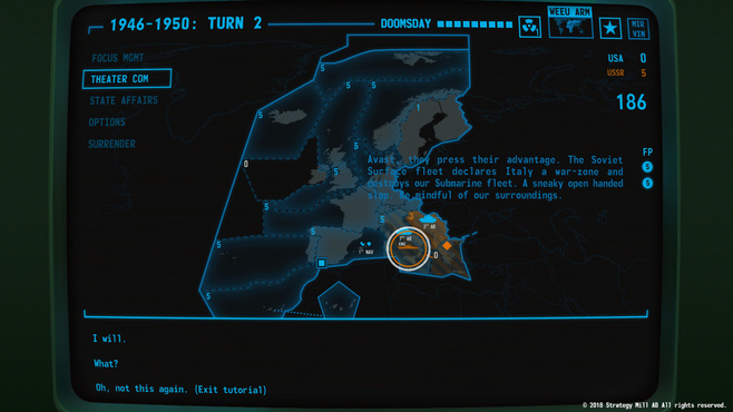 Terminal Conflict Screenshot 9
