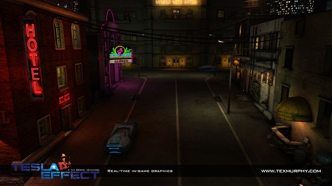 Tesla Effect: A Tex Murphy Adventure Screenshot 12
