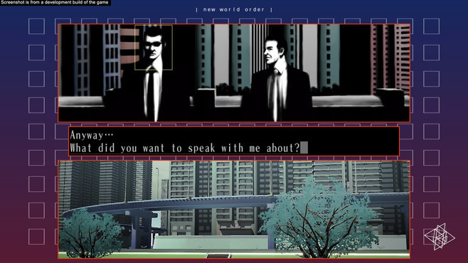 The 25th Ward: The Silver Case Screenshot 13