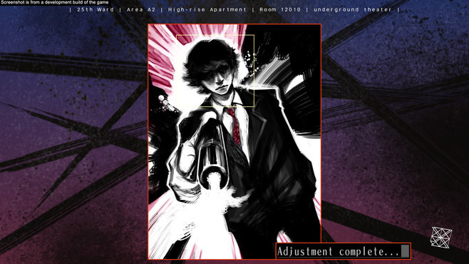 The 25th Ward: The Silver Case Digital Limited Edition Screenshot 4