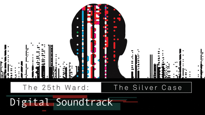 The 25th Ward: The Silver Case - Digital Soundtrack Screenshot 1