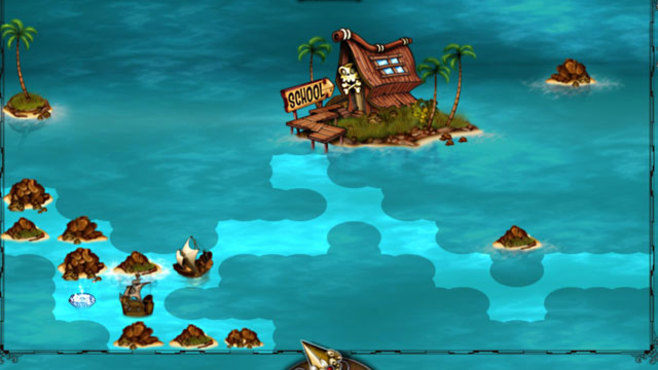 The Adventures of Mary Ann: Lucky Pirates Screenshot 3