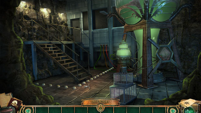 The Agency of Anomalies: Mind Invasion Collector's Edition Screenshot 2