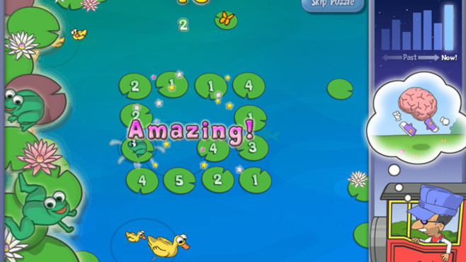 The Amazing Brain Train Screenshot 4