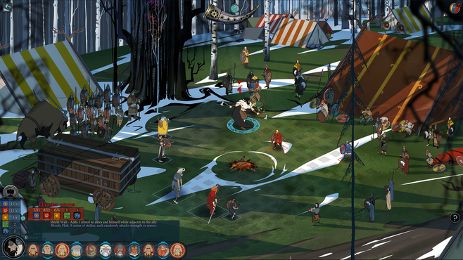The Banner Saga 2 Screenshot 4