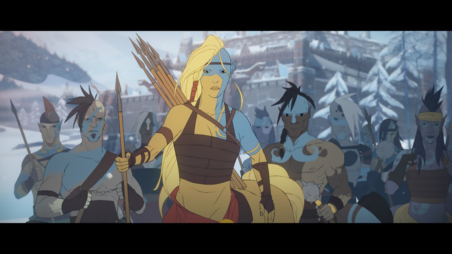 The Banner Saga 2 Screenshot 7