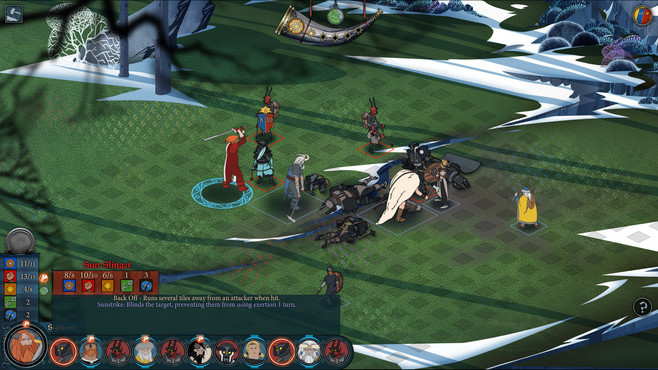 The Banner Saga 2 Screenshot 9