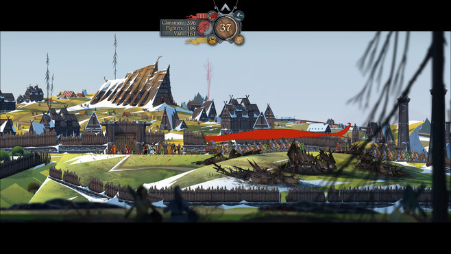 The Banner Saga 2 Screenshot 12