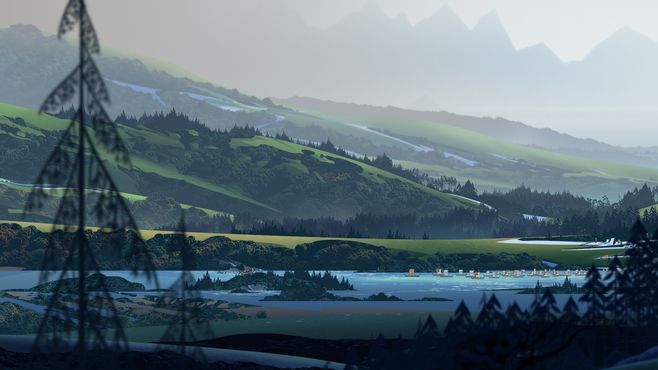 The Banner Saga 2 Screenshot 14