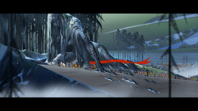 The Banner Saga 2 Deluxe Edition Screenshot 1
