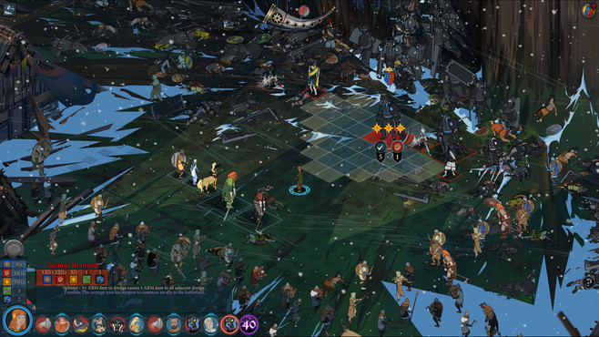 The Banner Saga 3 Legendary Edition Screenshot 1