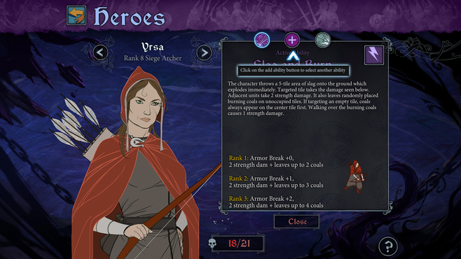 The Banner Saga 3 - Survival Mode Screenshot 4