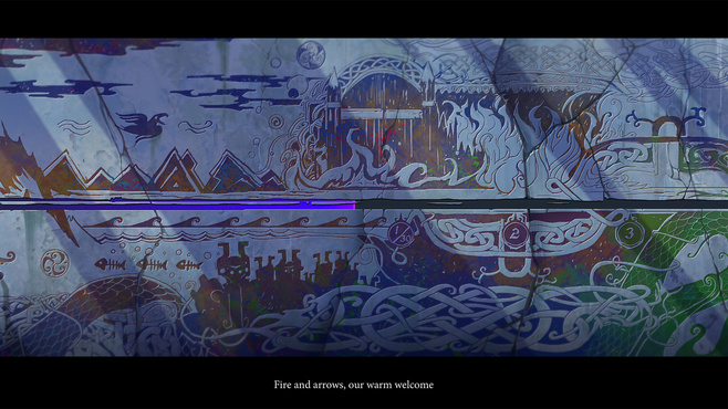 The Banner Saga 3 - Survival Mode Screenshot 5