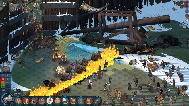 The Banner Saga 3 - Survival Mode Screenshot 7