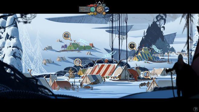 The Banner Saga Screenshot 4