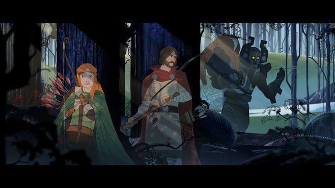The Banner Saga Screenshot 8