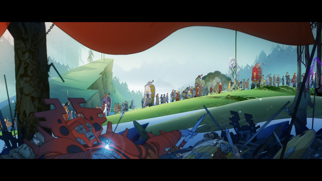 The Banner Saga Deluxe Pack Screenshot 2