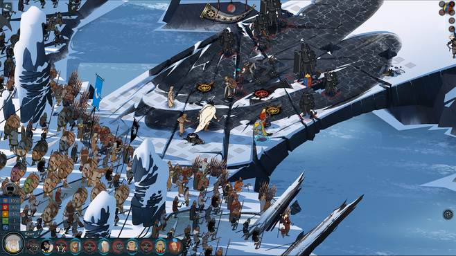The Banner Saga Deluxe Pack Screenshot 4