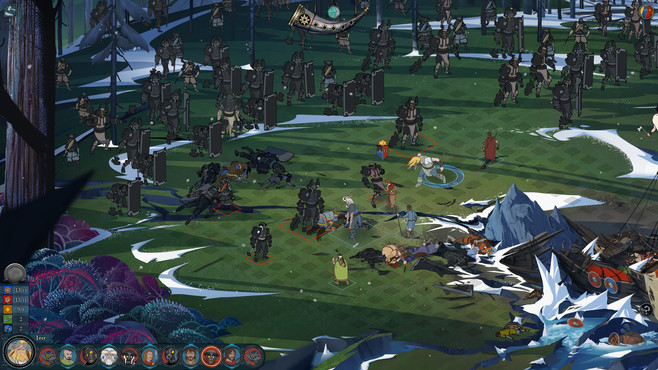 The Banner Saga Deluxe Pack Screenshot 6