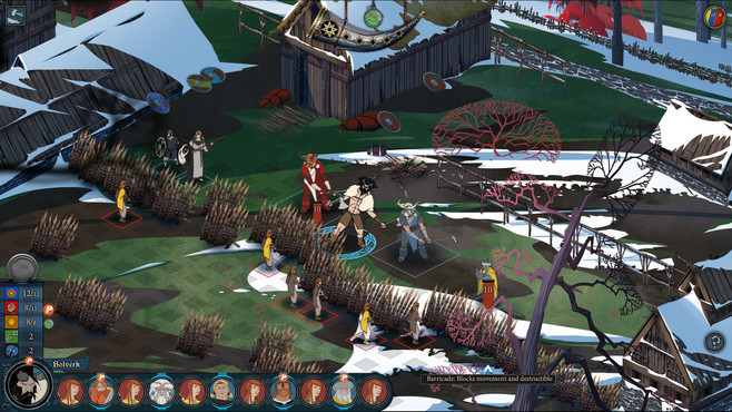 The Banner Saga Deluxe Pack Screenshot 10