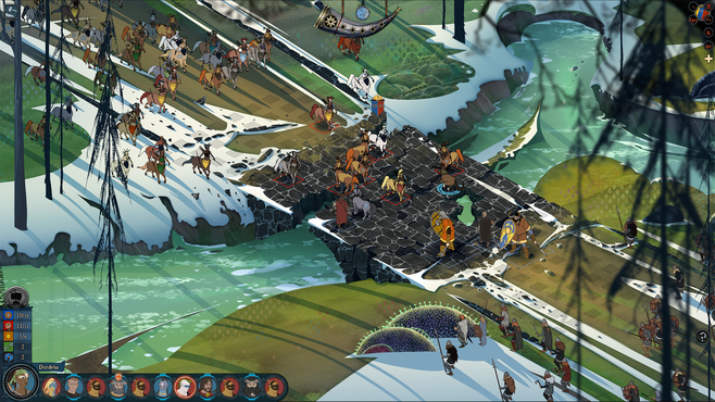 The Banner Saga Deluxe Pack Screenshot 12