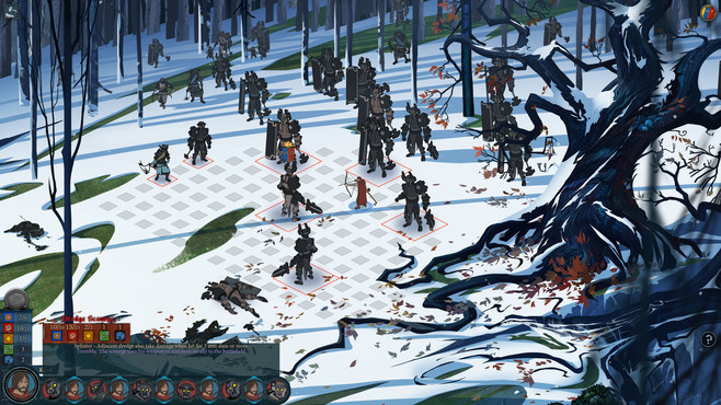 The Banner Saga Deluxe Pack Screenshot 19